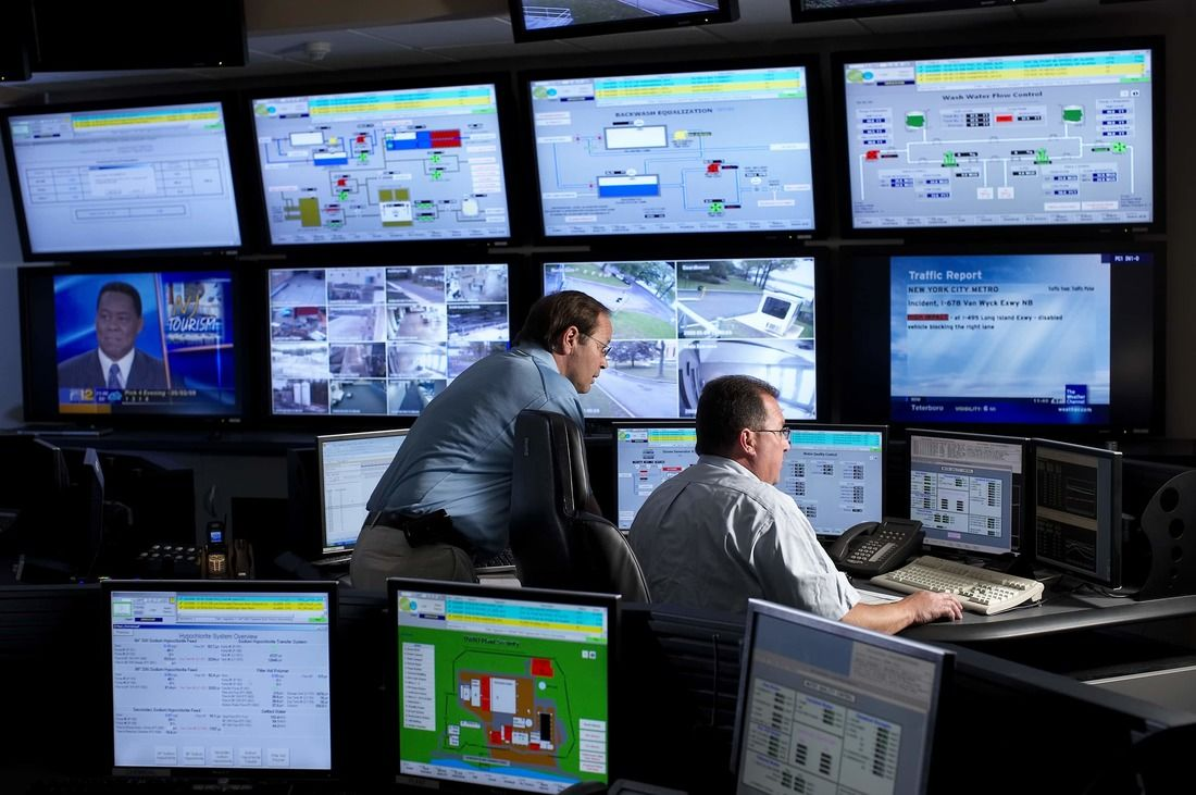 24/7 Monitoring Systems